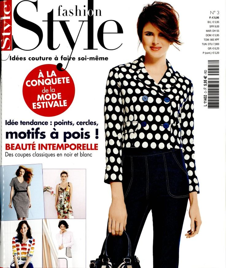 Fashion and style magazines 83