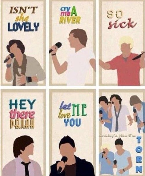 One Direction was made! These boys have made my life so amazing. I have no idea what my life would be like without them. Thank you boys for being my heros<3