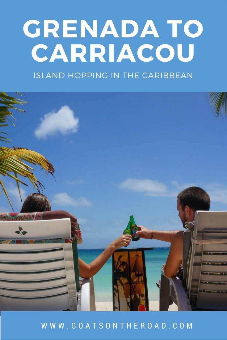 Island Hopping in the Caribbean - Grenada to Carriacou  Island Hopping in the Caribbean   Grenada to Carriacou   Grenada   The Caribbean