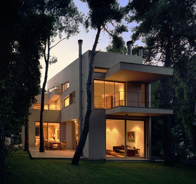 House in Drosia, Athens - Greece, Katerina Valsamaki | ArchiTravel, http://katerinavalsamaki.gr/