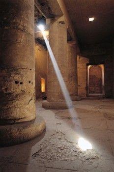 Image result for egyptian healing temples of light