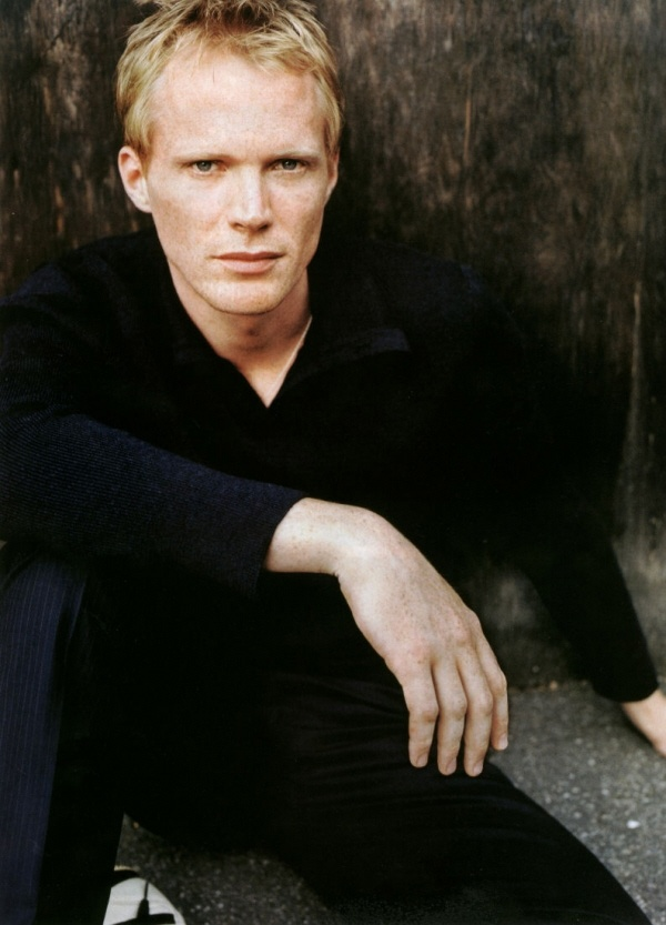 You might know him as Jarvis. I know him as Chaucer. Mr. Paul Bettany.