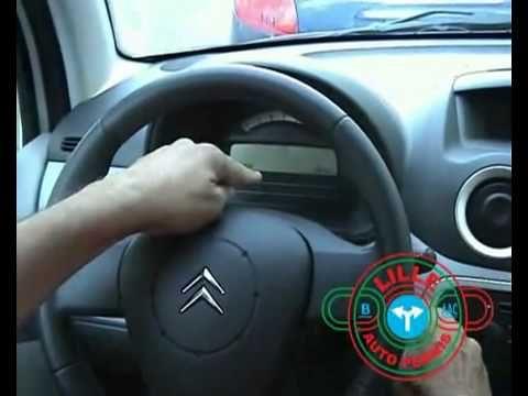 Verification de la voiture avant le demarrage
