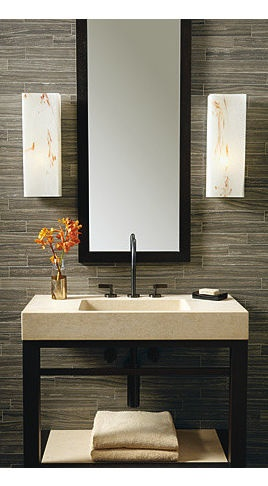 Photo Image Products Modern Powder Room Vanities page