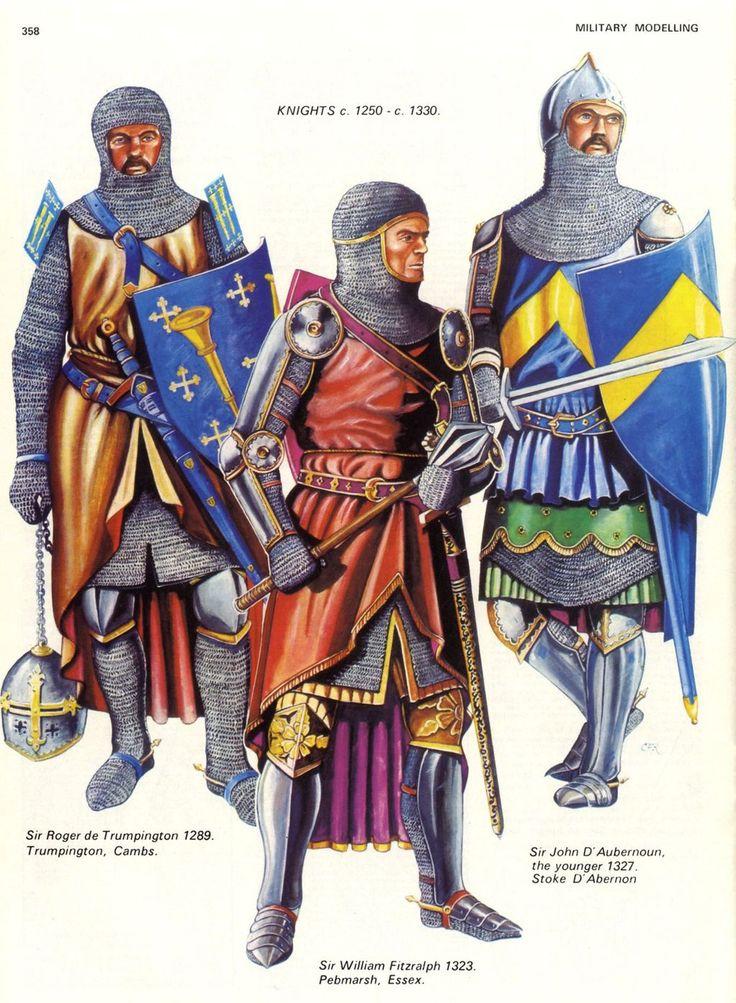 Knights c. 1250 c. 1330.