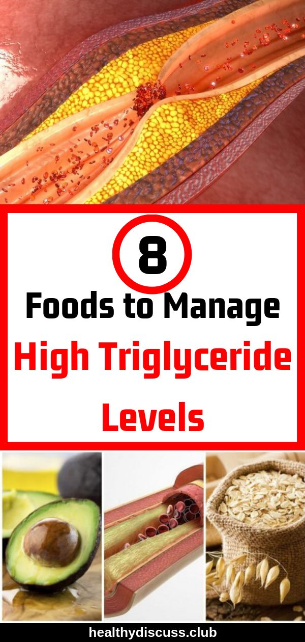 what foods to eat to lower high triglycerides