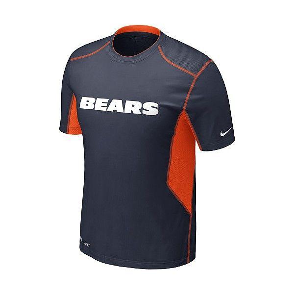 Nike Men's NFL Chicago Bears Local Market Tee