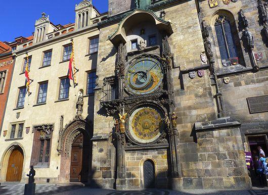 The Astronomical Clock, Prague