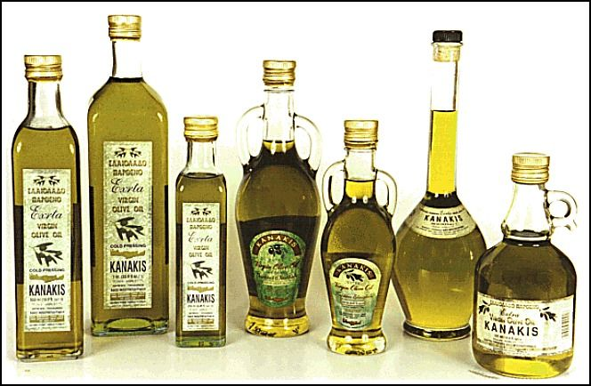 the difference between ingredients...example all the different types of salts or different types of Olive oil