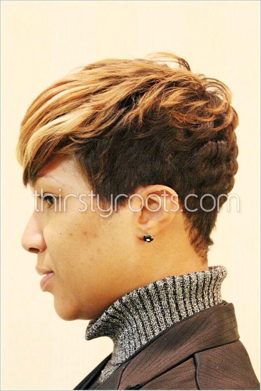 Short Haircut With Highlights Good Hair Hair Hair