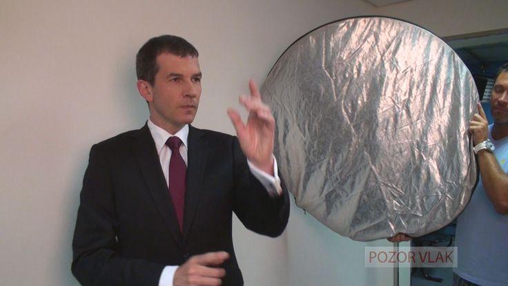 Jakub Železný, moderátor ČT