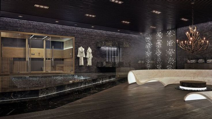Le Bijou luxury design hotel spa interior