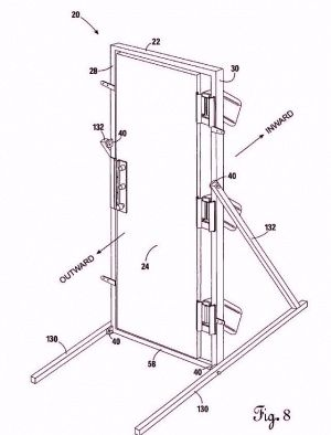 Patent: To Learn To Break Open A Door, Quickly
