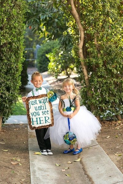 """no more """"here comes the bride..."""" this is way cooler :)"""