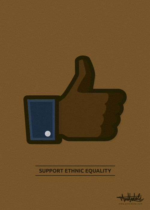 Support Ethnic Equality