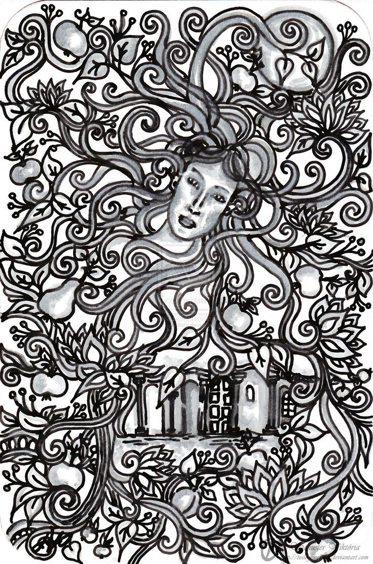 Almaskert by me   Tuile-jewellery.deviantart.com on @deviantART