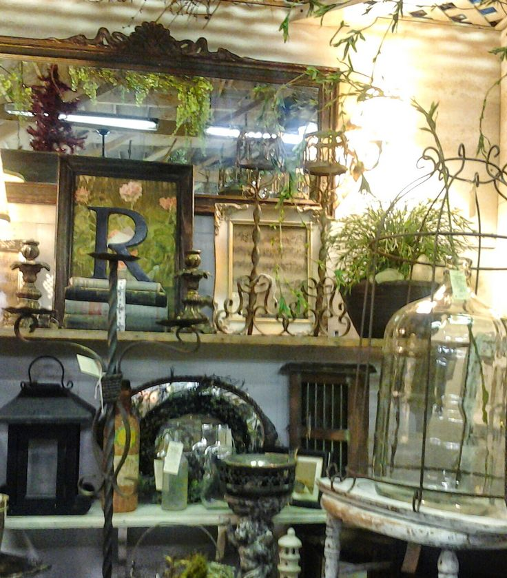 Casa Vintage My Booth Displays In 2019 Antique Mall