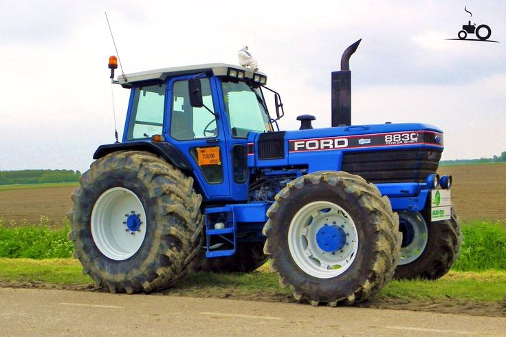 ford 8830 �� tractor mania �� pinterest ford