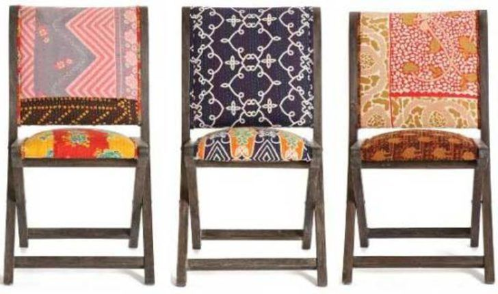 Eclectic Dining Chairs Turquoise Accent Chair Ikat With Material