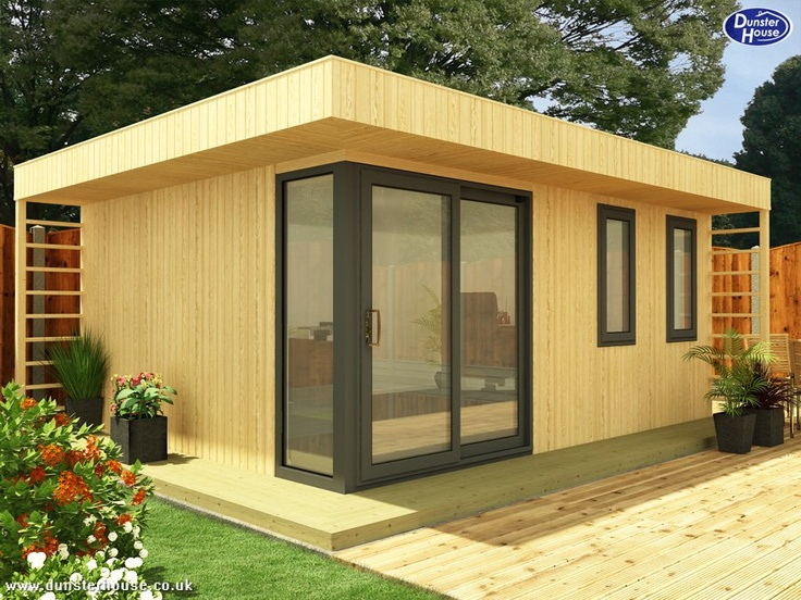 1000 images about sheds and outbuildings on pinterest for Garden office and storage