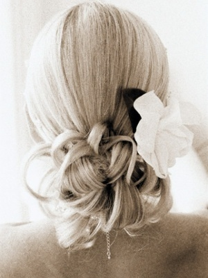 Updos: Hair Ideas, Up Dos, Weddinghair, Bridesmaid Hair, Hair Styles, Wedding Ideas, Weddings, Updos, Wedding Hairstyles