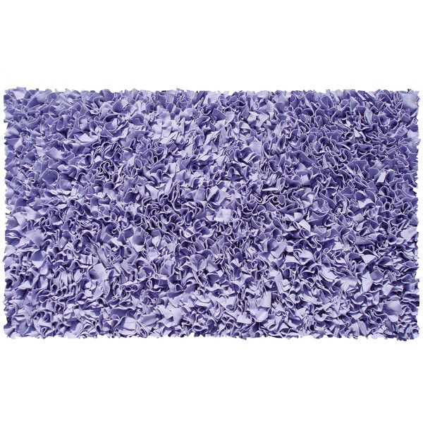 shaggy raggy lavender 133 liked on polyvore featuring home rugs purple