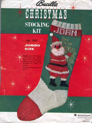 32 best Christmas ~~ Stockings images on Pinterest | Knitting, At ...