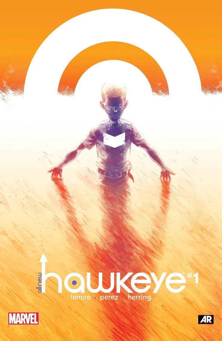 All-New Hawkeye (2015-) #1 - Marvel Comics