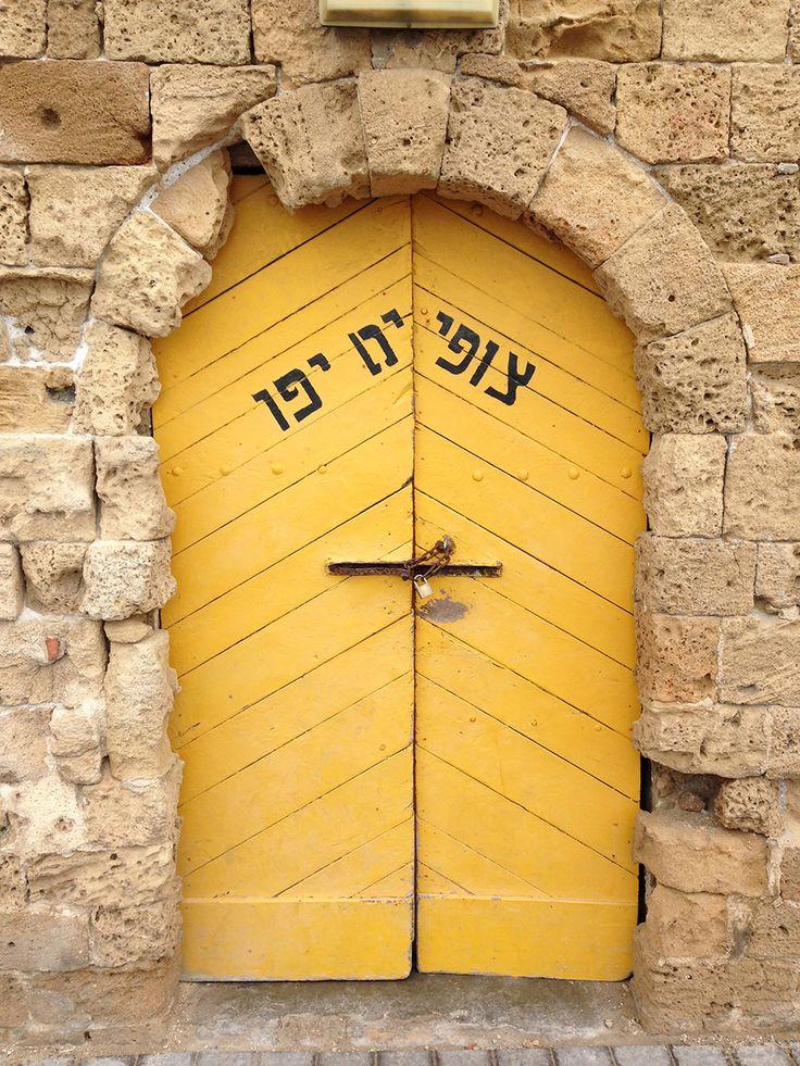 Missoni's Guide to Tel Aviv, Israel
