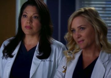 grey's anatomy cast   Grey's Anatomy Finale Preview: Shonda Rhimes on the 'Calzona' Scene ...