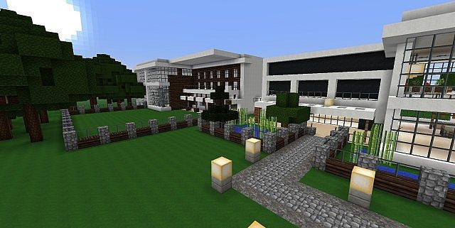 image gallery of biggest house in the world 2017 minecraft