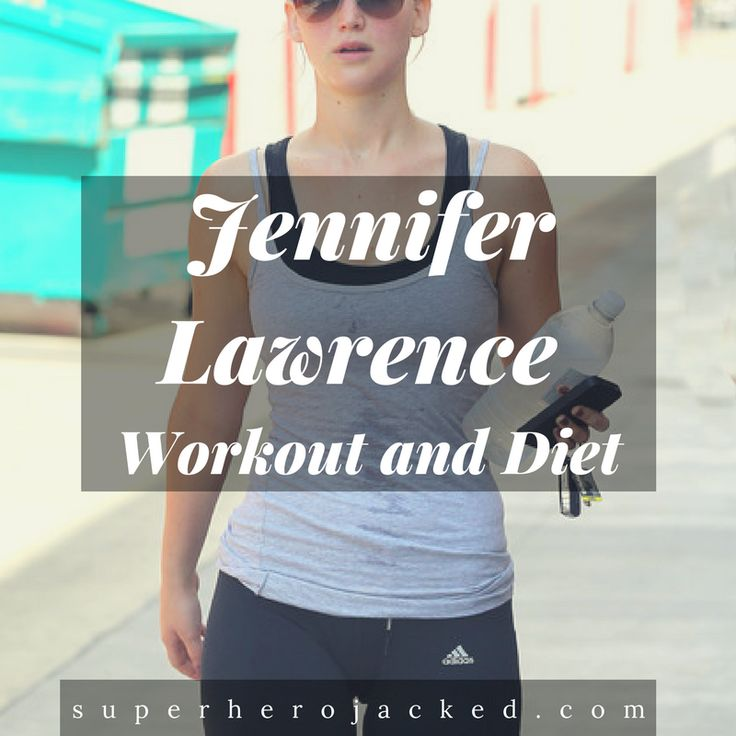 Jennifer Lawrence Workout Routine and Diet: How to get fit like Katniss and Mystique