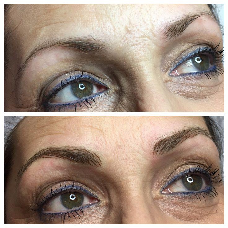 Amazing brows to match those amazing eyes 😍