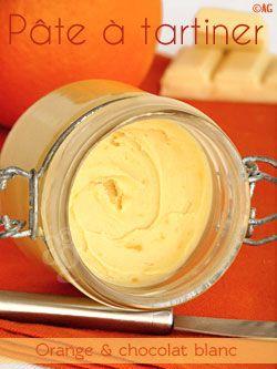 Poursuivons cette série sur les pâtes à tartiner avec une version originale, délicieusement parfumée à l'orange. L'hiver nous offre ce fruit exquis, colorée et vitaminée alors profitons-en ! C'est à cette période que l'orange est la plus parfumée et sucrée....