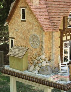 """L Side Shot (forest)WEB - Glencroft """"Spinners End"""" - Gallery - The Greenleaf Miniature Community"""