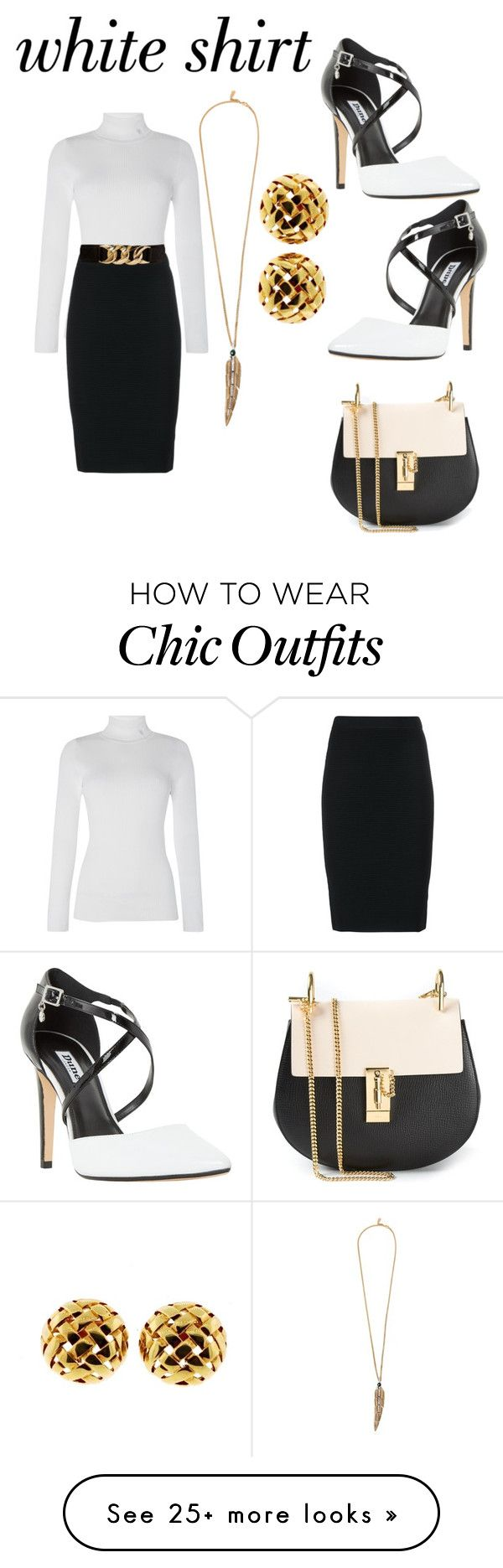 """Office Look"" by simone-kelly-coad-lutwyche on Polyvore featuring Lauren Ralph Lauren, Jonathan Simkhai, Forever 21, Dune, Roberto Cavalli, Chloé, Tiffany & Co. and WardrobeStaples"