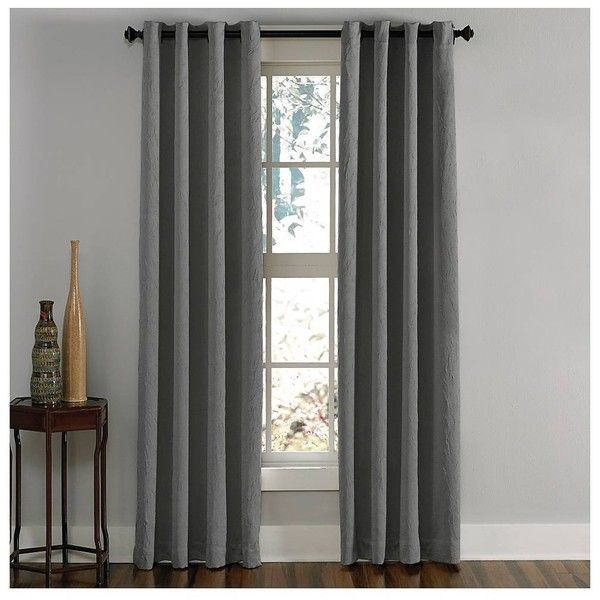best 20 target curtains ideas on pinterest kitchen window curtains kitchen curtains and. Black Bedroom Furniture Sets. Home Design Ideas