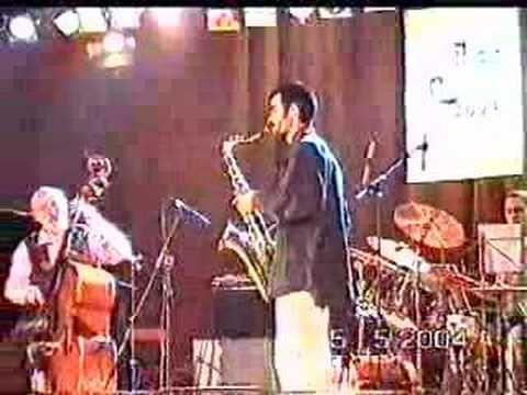 Aladar Pege Quartet - Sibiu Jazz Festival 2004