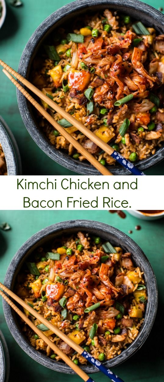 1000+ ideas about Kimchi Fried Rice on Pinterest | Blue Apron Reviews ...