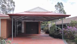 Sheds Galore has a strong and durable range of carports, including gable and flat roof designs. Your carport can be freestanding or attached to your garage :-> http://goo.gl/pKnA8Q