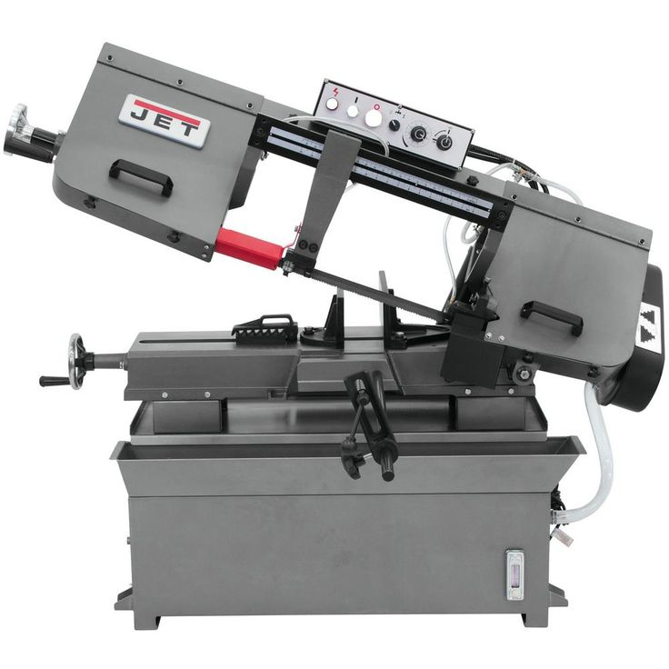 JET HBS-916W 9 in. x 16 in. Horizontal Band Saw