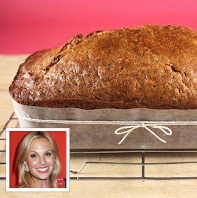 Elizabeth Hasselbeck's gluten free banana bread recipe!