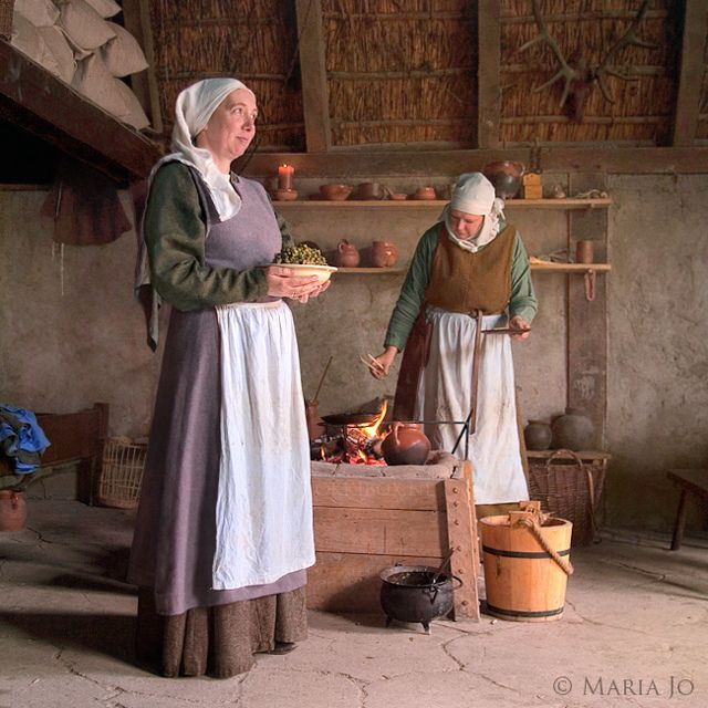 Medieval Cookery in the Netherlands