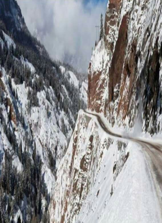 US 550 Silverton Colorado