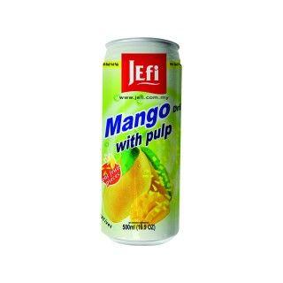 #Mango #drank met #vruchtvlees Mango is een exotische vrucht die zeer veel voorkomt in tropische landen maar ook in andere delen van de wereld erg geliefd is. #Jefi Mango drank is ideaal voor de bereiding van cocktails of als verfrissende dorstlesser met heerlijk vruchtvlees. Probeer ook eens een paar druppeltjes mango drank van Jefi in uw saladedressing en ervaar de unieke exotisch fruitige smaak. https://www.asianfoodlovers.nl/producten/drankjes/mango-drank-met-vruchtvlees-500-ml