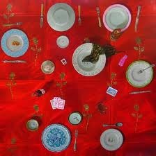 Caryn Scrimgeour. Her work can be found at the Everard Read Gallery, Cape Town