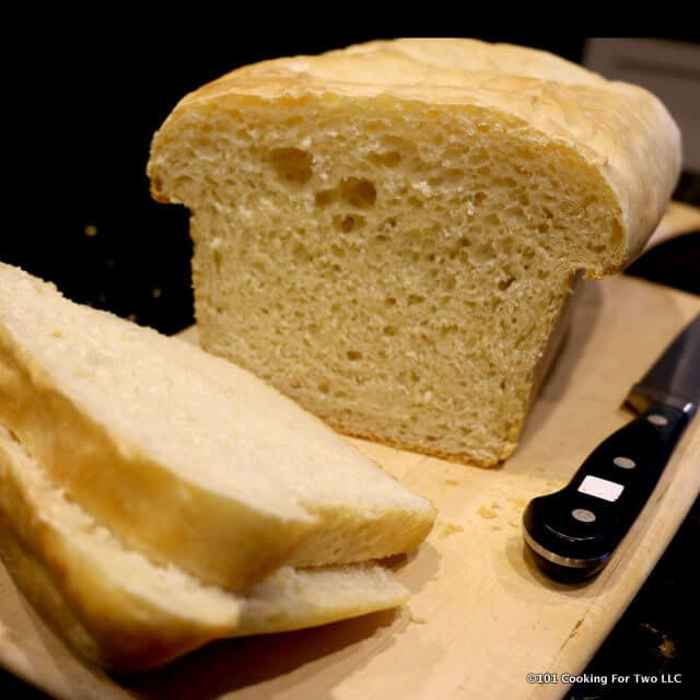 A great loaf that is easy to make in your stand mixer or even by hand. This checks all the boxes and will become your daily bread.