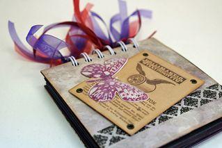 Vyrobte si vlastní bloček s vázacím strojem Cinch. | Davona výtvarné návody #cinch #DIY