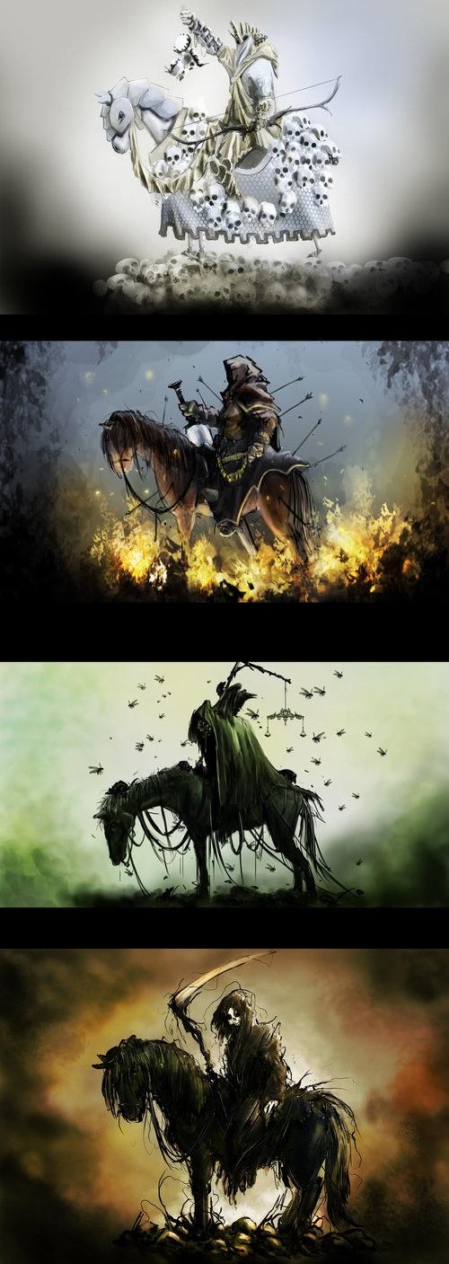 Jinetes Apocalipsis