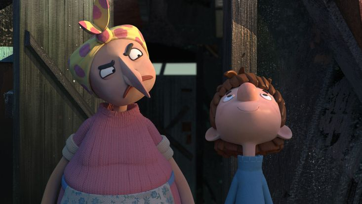 Revolting Rhymes coming to BBC One this Christmas